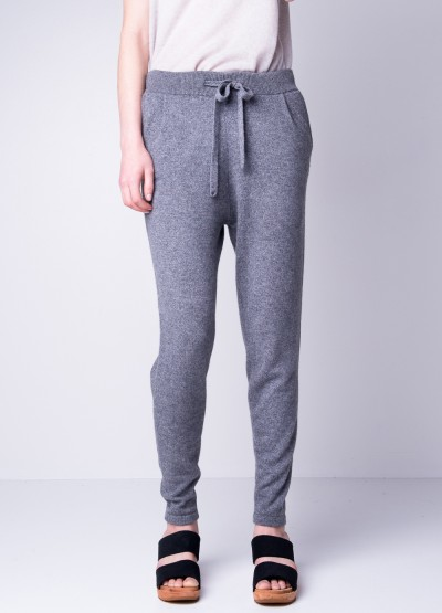 Be spoiled cashmere draw string pants
