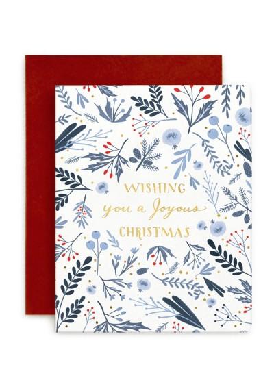 12 Days of Christmas - 'Wishing You a Joyous Christmas'